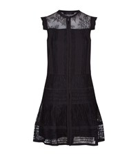 Allsaints Nia Jolene Dress Female Black