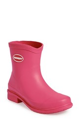 Havaianas Women's 'Galochas Low Matte' Waterproof Rain Boot Rose
