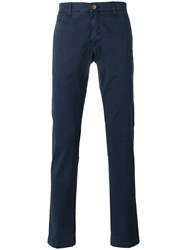 Jacob Cohen Academy Slim Fit Chinos Blue