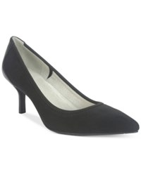 Tahari Toby Stretch Pumps Women's Shoes Black
