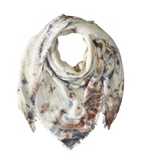 Diesel Sayn Scarf Midnight Scarves Navy