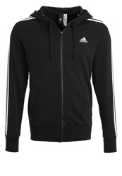 Adidas Performance Essentials Tracksuit Top Black White
