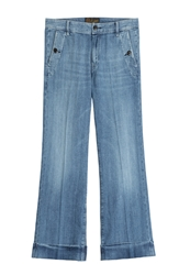 Seafarer Pacific Wide Leg Cropped Jeans