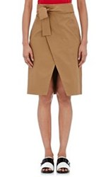 Each X Other Women's Wrap Skirt Nude