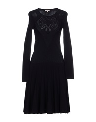 Vicedomini Short Dresses Black