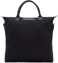 Want Les Essentiels Black Canvas O'hare Tote