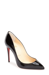 Christian Louboutin 'Pigalle Follies' Pointy Toe Pump Black