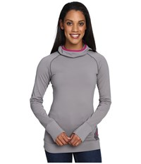 Arc'teryx Vertices Hoodie Brushed Nickel Women's Sweatshirt Silver