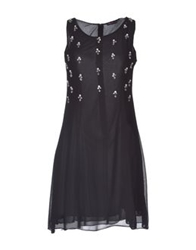 Angelina Folies Short Dresses Black