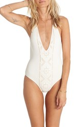 Billabong Women's At Sea One Piece Swimsuit
