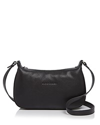 Longchamp Le Foulonne Crossbody Black Nickel