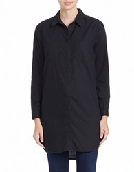 French Connection Pistols Cotton Tunic Black