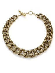 Vaubel Chunky Chain Necklace Gold