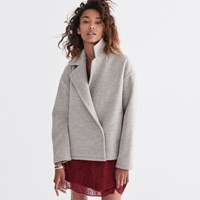 Madewell Short Swing Jacket