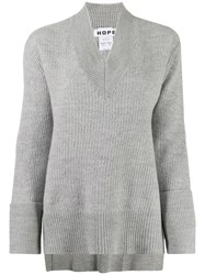 Hope V Neck Jumper 60