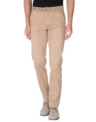 Fred Mello Trousers Casual Trousers Men Sand