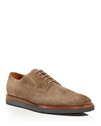 Vince Dylan Derby Shoes Truffle Brown