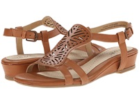 Softspots Susanna Cork M Vege Women's Wedge Shoes Brown