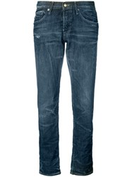 Prps Straight Jeans Women Cotton 26 Blue