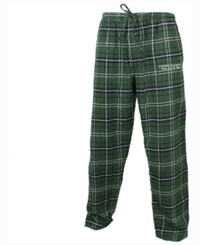 Concepts Sport Men's Oregon Ducks Ultimate Flannel Sleep Pants Green