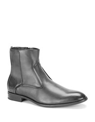 Kenneth Cole Reaction Auto Focus Side Zip Ankle Boots