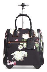 Ted Baker London 16 Inch Trolley Packing Case Black