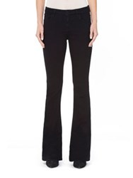 Alice Olivia Stacey Bell Five Pocket Jeans Black