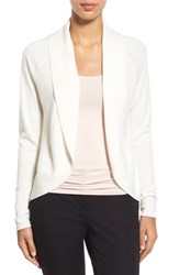 Women's T Tahari 'Gloria' Shawl Collar Cardigan