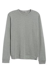 Tasc Performance Legacy Crewneck Sweatshirt Heather Grey