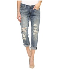Lucky Brand Sienna Slim Boyfriend Jeans In Tamed Tamed Women's Jeans Blue