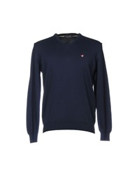 Brooksfield Sweaters Dark Blue