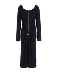 Roccobarocco 3 4 Length Dresses Black