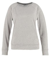 Ltb Loyila Long Sleeved Top Cloudgrey Neps