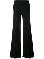 Pt01 Taylor Trousers Women Cotton Spandex Elastane 44 Black