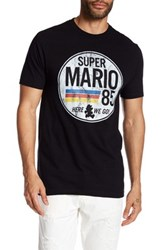 Fifth Sun Mario Is Go Tee Black