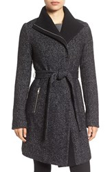 Tahari Women's 'Eva' Belted Tweed Jacket