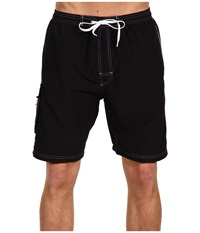 Tyr Challenger Trunk Black Men's Swimwear