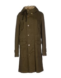 Nolita Jackets Military Green