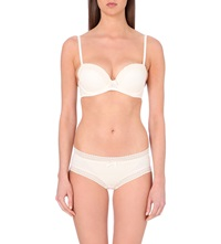 Princesse Tam Tam Beaute Push Up Bra Blush White