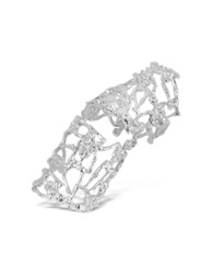 Bernard Delettrez Skeletons Silver Metal Articulated Ring