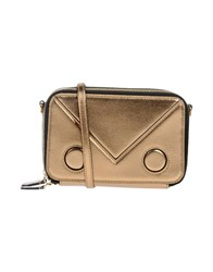 Emporio Armani Handbags Copper