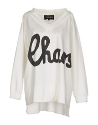 5Preview Topwear Sweatshirts Women White