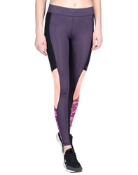 Casall Trousers Leggings Women Deep Purple