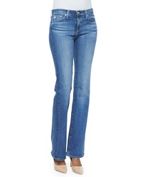 Ag Jeans Angel 13 Years Mid Rise Boot Cut Jeans