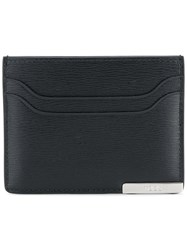 Tod's Classic Cardholder Leather Black
