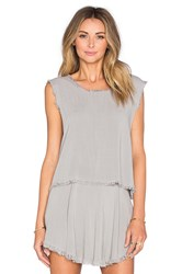 Samandlavi Sophie Top Gray