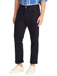 Ralph Lauren Polo Five Pocket Straight Trousers Navy