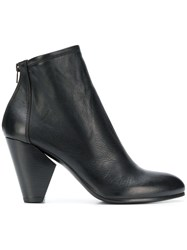 Strategia Classic Ankle Boots Black