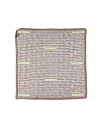 Dsquared2 Square Scarves Brown