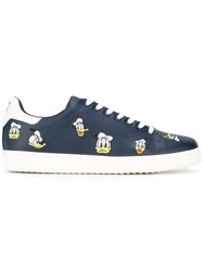 Moa Master Of Arts Mickey Mouse Sneakers Blue